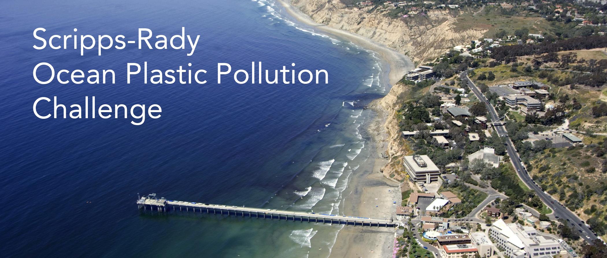 scripps-rady ocean plastic pollution challenge